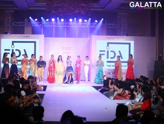 Madras Couture Fashion Week (MCFW) Season 4 Day 1 - Fida