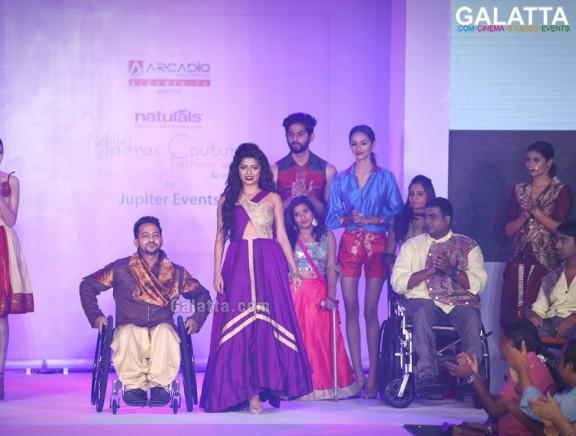 Madras Couture Fashion Week (MCFW) Season 4 Day 2 - Shalini Visakan