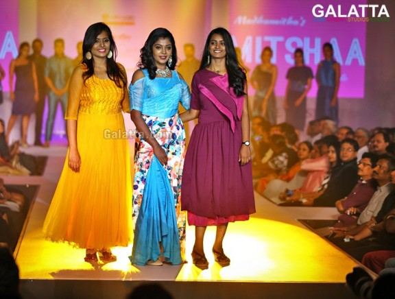 Madras Couture Fashion Week (MCFW) Season 4 Day 3 - Deepika & Madhumitha