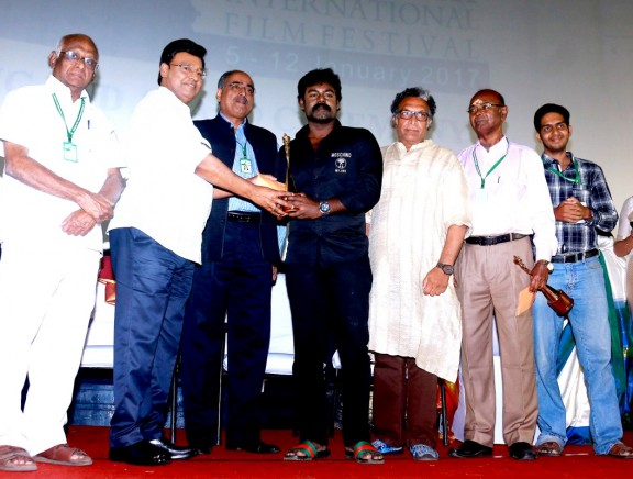 14th Chennai International Film Festival Closing Ceremony