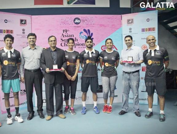 19th Asian Squash Championship
