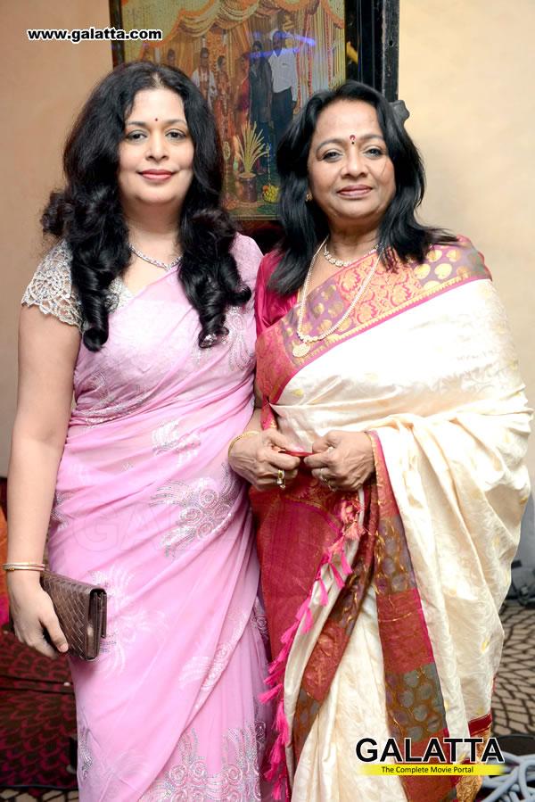 Actress Kalyanis Wedding Reception Tamil Event Photo Gallery Galatta