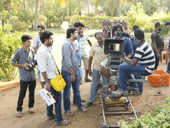Adventures Of Omanakuttan On Location