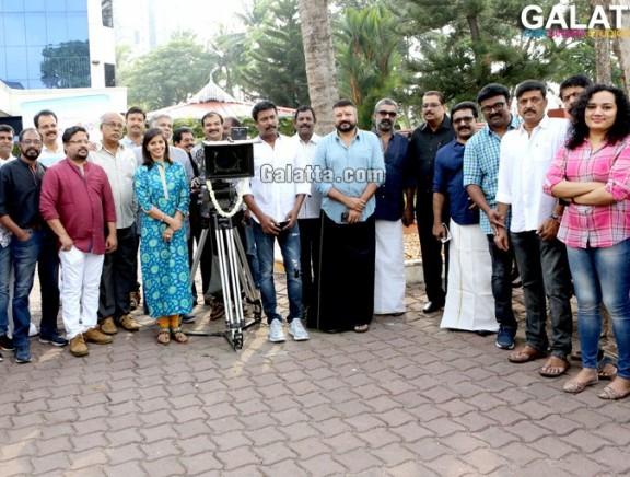 Akasha Mittayi Movie launch