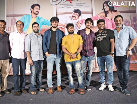 Andhagadu Trailer Launch