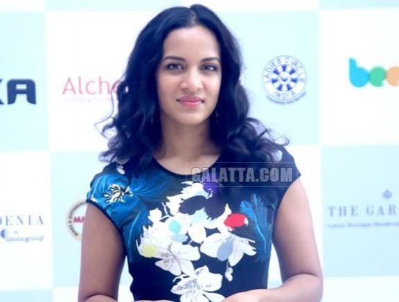 Anoushka Shankar's Land of Gold concert press meet
