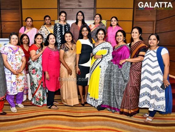 Aruna Krishnan Invited as Chief Guest by Rotary Club of Madras T Nagar