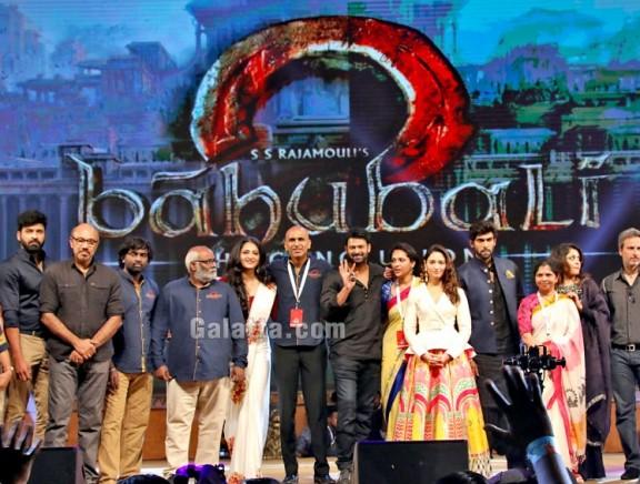 Baahubali 2 Pre Release Event