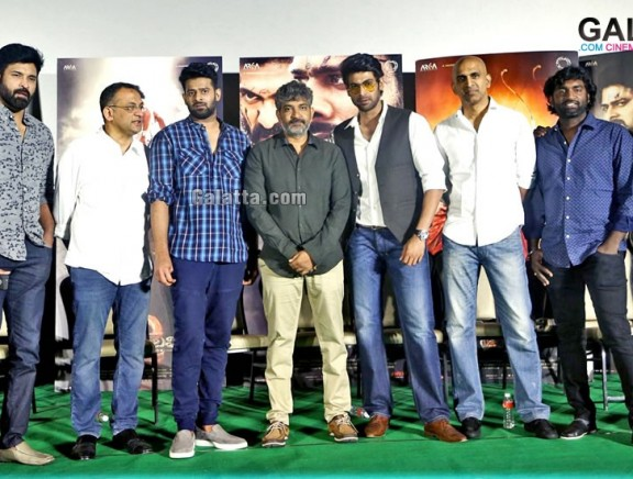 Baahubali 2 Trailer Launch