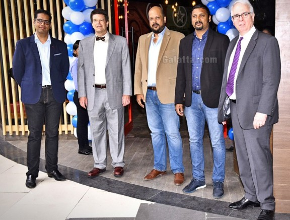 Chili's opens its doors at Phoenix Marketcity,Chennai