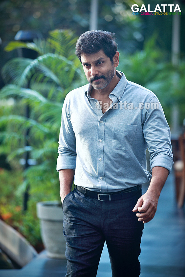 Chiyaan Vikram Exclusive Interview