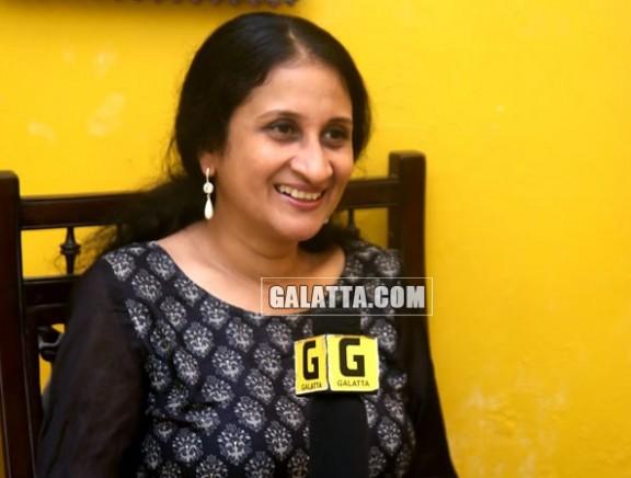 Costume Designer Anu Parthasarathy interview for Remo