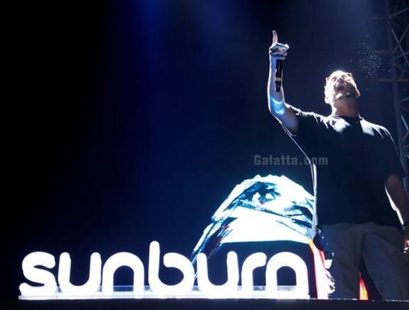 DJ Snake's Sunburn concert in Chennai