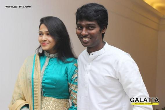 Priya Atlee Special 96 Birthday Surprise!