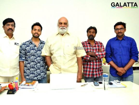 Director Raghavendra Rao launches Raja Meeru Keka Movie Song