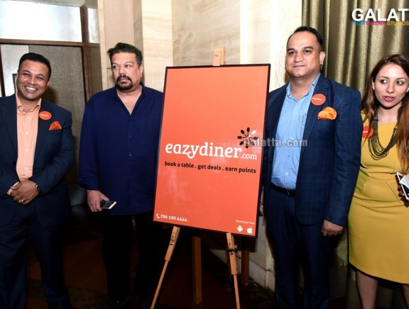 EazyDiner website launch party at ITC Grand Chola