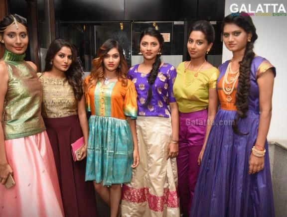 Eco Fashion Show by Budding Designers