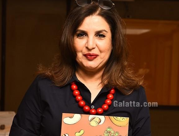 Farah Khan launches 'Everyday Love' book
