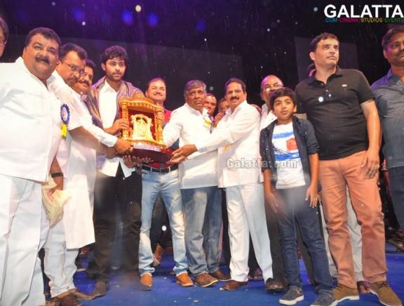 Fidaa Success Celebrations at Nizamabad