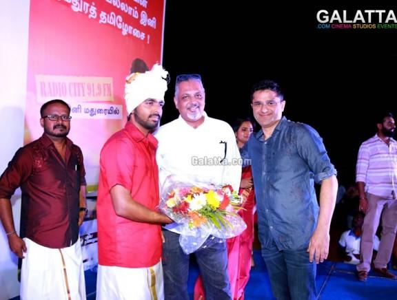 GV Prakash launches Radio City Madurai