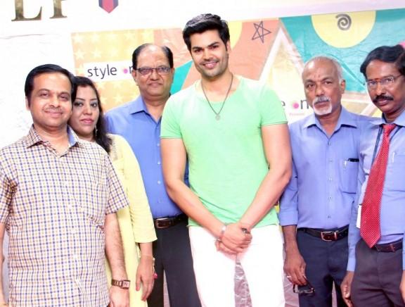 Ganesh Venkatram at Style One's First Anniversary