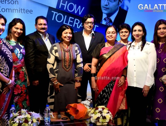 How Tolerant are we? A program by Arnab Goswami�