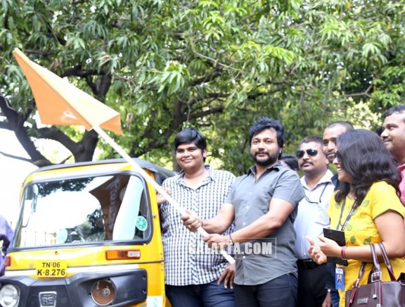 Iraivi Promotions - Auto Flag off