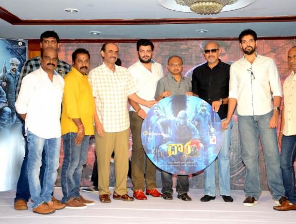 Jackson Durai (Telugu Version) Audio Launch