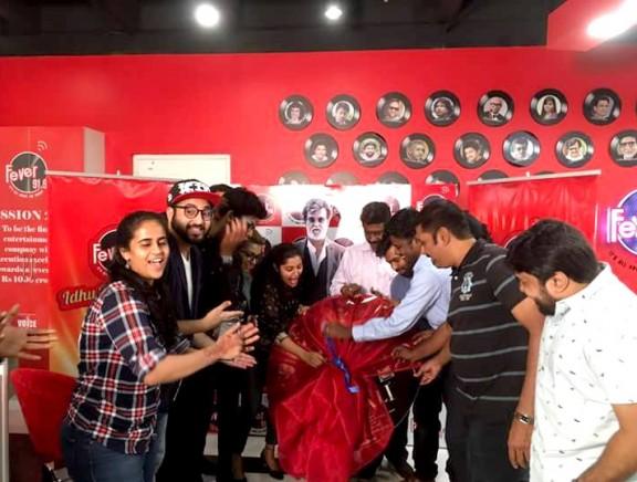 Kabali (Hindi Version) Audio Launch