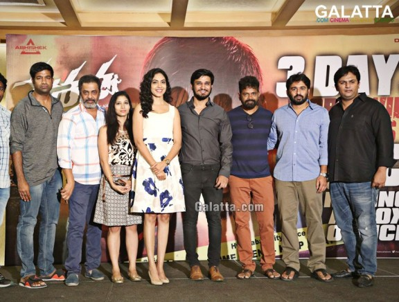 Keshava Success Meet