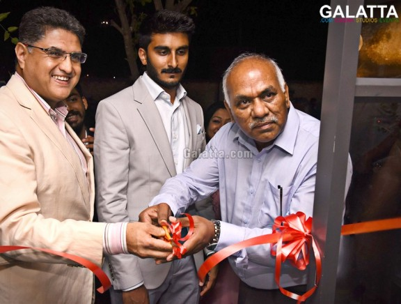 Launch of Flower Power Tea Room