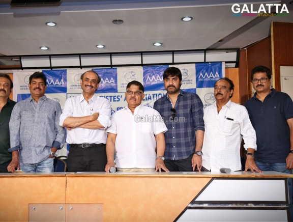MAA Press Meet about Drugs