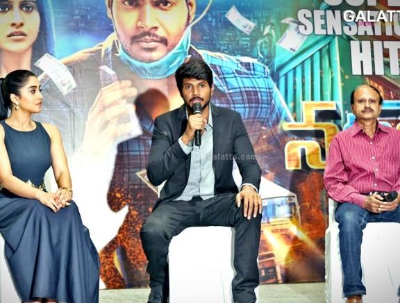 Maanagaram Telugu Success Meet