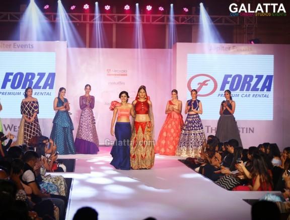 Madras Couture Fashion Week (MCFW) Season 4 Day 1 - Nikita