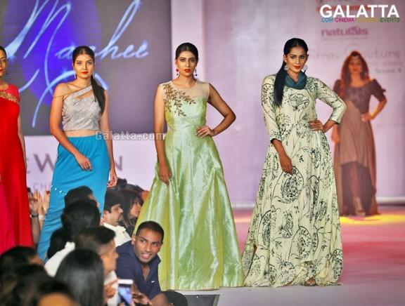 Madras Couture Fashion Week (MCFW) Season 4 Day 2 - Mahalakshmi Balasundaram