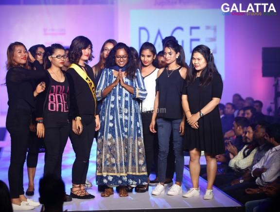 Madras Couture Fashion Week (MCFW) Season 4 Day 2 - Naturals