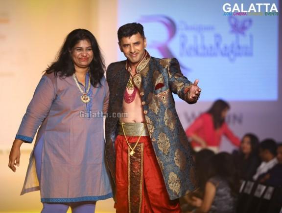 Madras Couture Fashion Week (MCFW) Season 4 Day 2 - Rekha Raghul