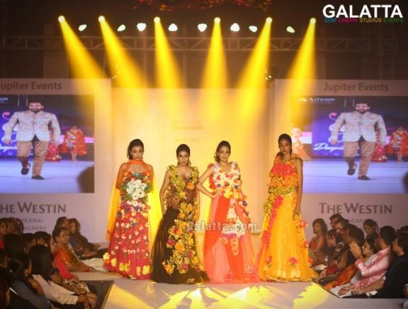 Madras Couture Fashion Week (MCFW) Season 4 Day 3 - Deepika Pillai