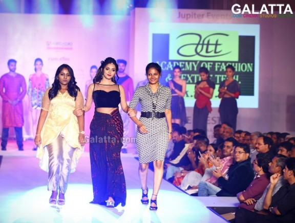 Madras Couture Fashion Week (MCFW) Season 4 Day 3 - Sasi Rekha & Monika