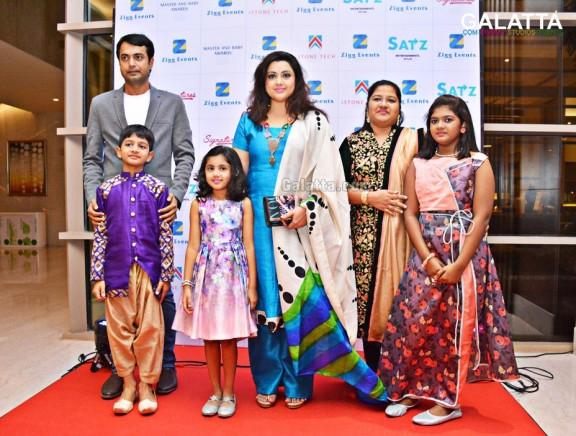 Master Chennai 2017 & Baby Chennai 2017 launch event