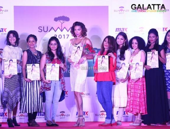 Max Summer 2017 Collection and Fashion Show at Forum Vijaya Mall