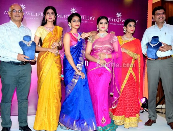 Mehta Jewellery launches Bridal Collection