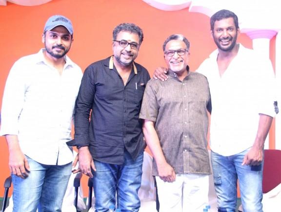 Nadigar Sangam Cricket Success Meet