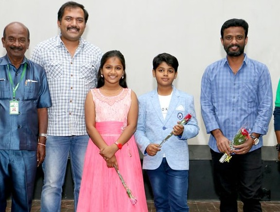 Pasanga 2 Team at 14th Chennai International Film Festival