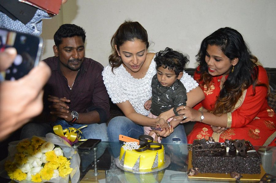 Rakul Preet Singh Birthday Celebrations