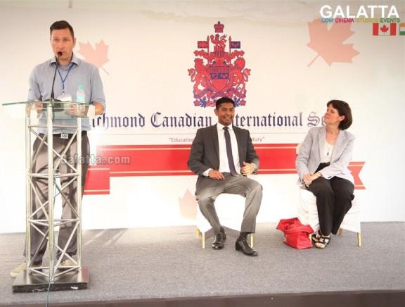 Richmond Canadian International School launch