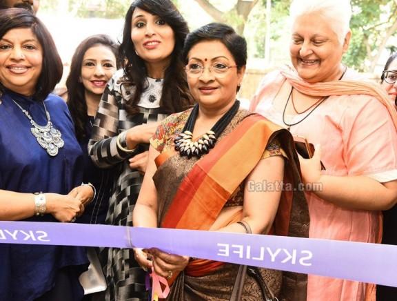 JCS Jewel Creation & Manju Mudit presents Skylife Exhibition