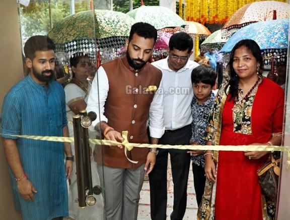 Shubh store launch at Nungambakkam