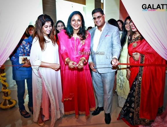 Style Bazaar Exhibition inauguration at Hyatt Regency