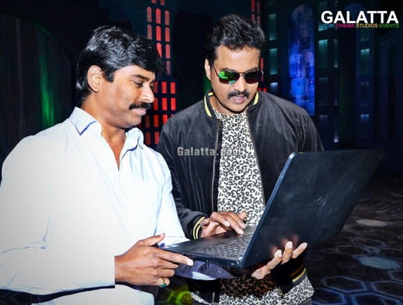 Sunil Launches Metro Movie First Song